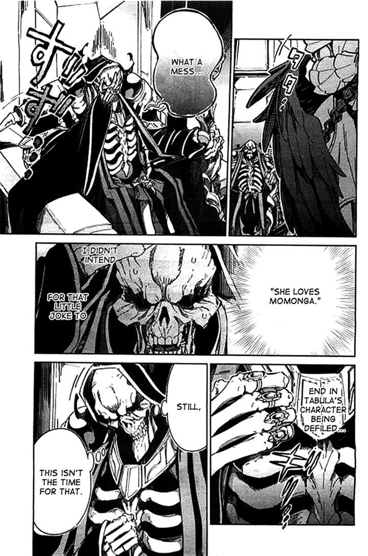 Overlord 1 - Read Overlord Chapter 1 Online - Page 31