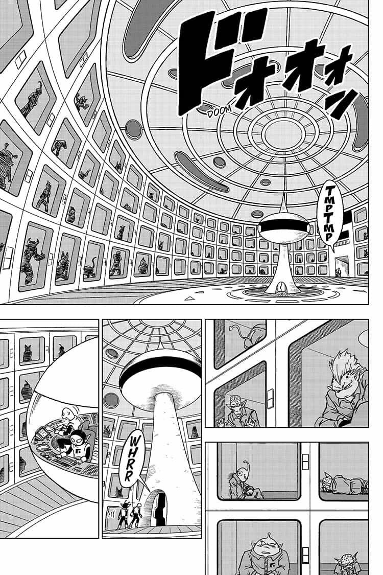 Dragon Ball Super 50 Read Dragon Ball Super Chapter 50 Online Page 3