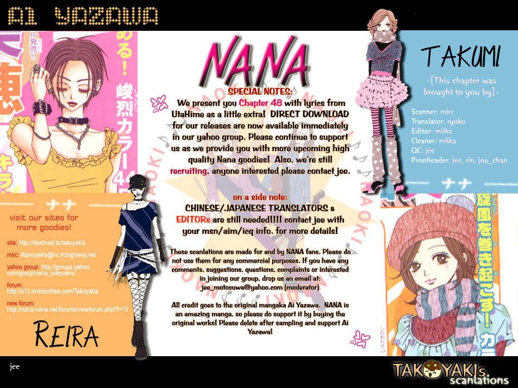 images nana manga