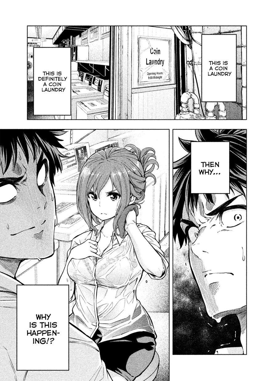 Why Are You Here Sensei 5