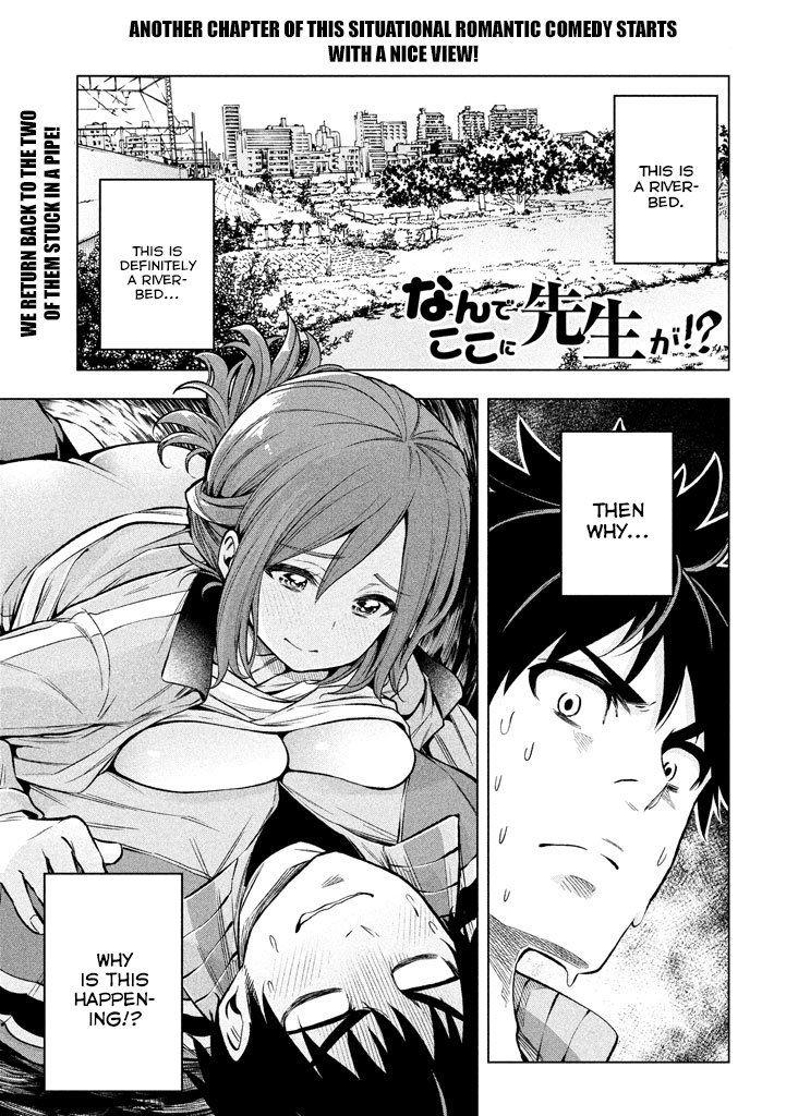 Why Are You Here Sensei 14
