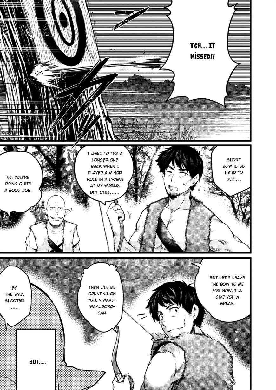 Chapter 9   Isekai ni Tensei Shitara Zenra ni Sareta Raw