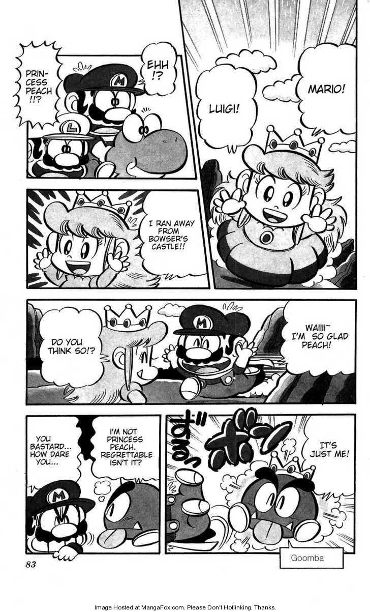 Super Mario Kun 7 Read Super Mario Kun Chapter 7 Online